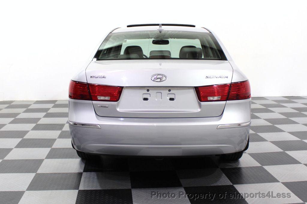 2009 Hyundai Sonata CERTIFIED SONATA LIMITED - 18130107 - 30