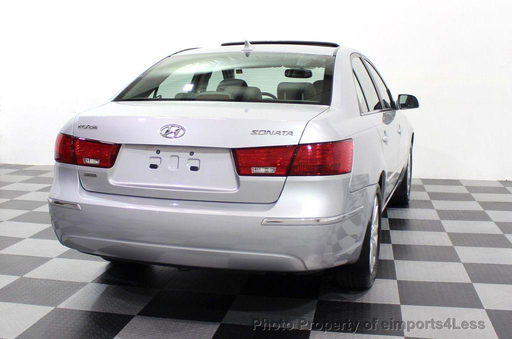 2009 Hyundai Sonata CERTIFIED SONATA LIMITED - 18130107 - 31