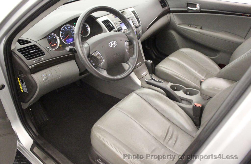 2009 Hyundai Sonata CERTIFIED SONATA LIMITED - 18130107 - 32