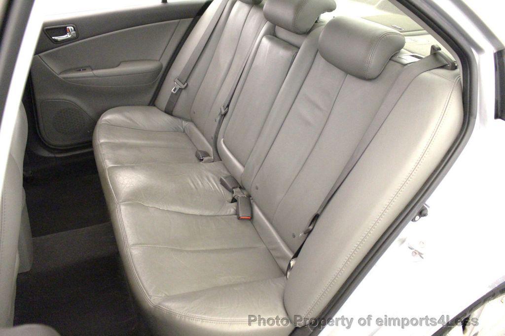 2009 Hyundai Sonata CERTIFIED SONATA LIMITED - 18130107 - 35