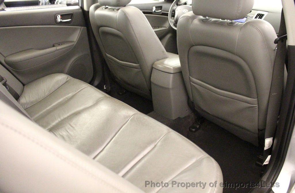 2009 Hyundai Sonata CERTIFIED SONATA LIMITED - 18130107 - 36