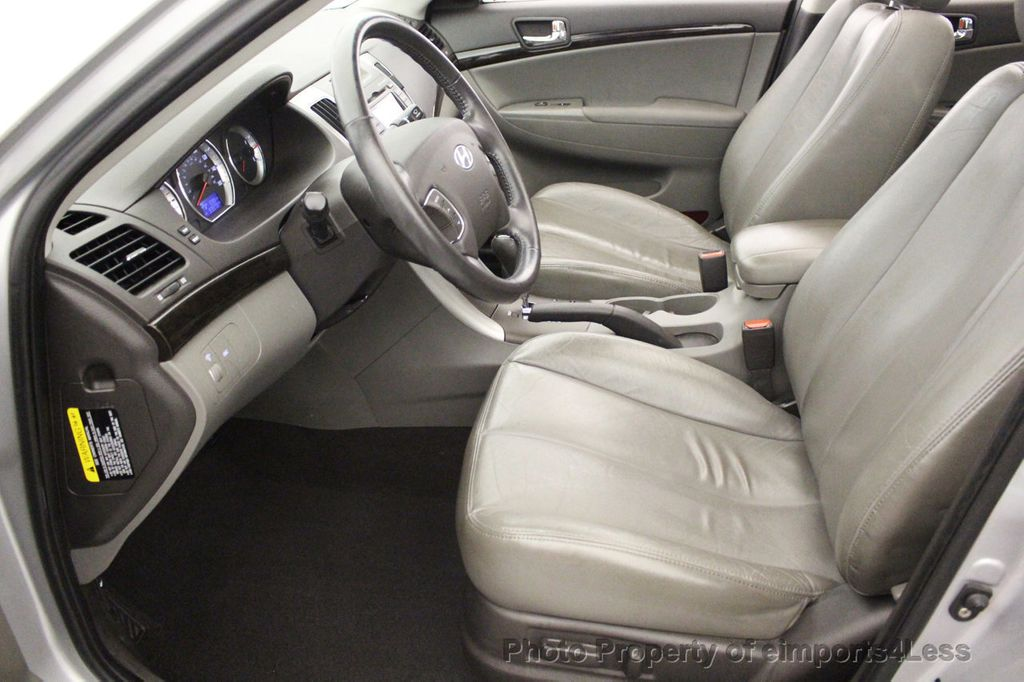 2009 Hyundai Sonata CERTIFIED SONATA LIMITED - 18130107 - 37