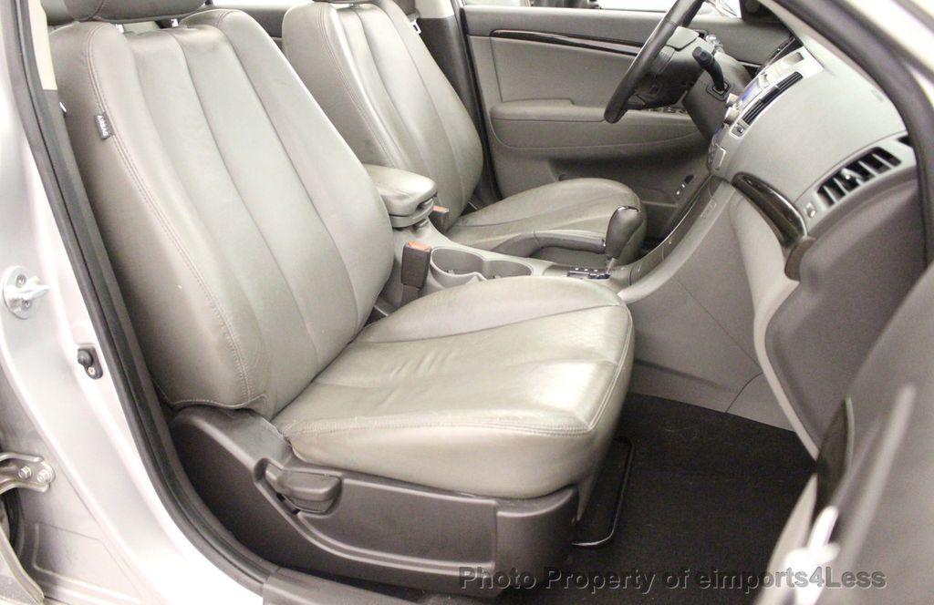 2009 Hyundai Sonata CERTIFIED SONATA LIMITED - 18130107 - 38