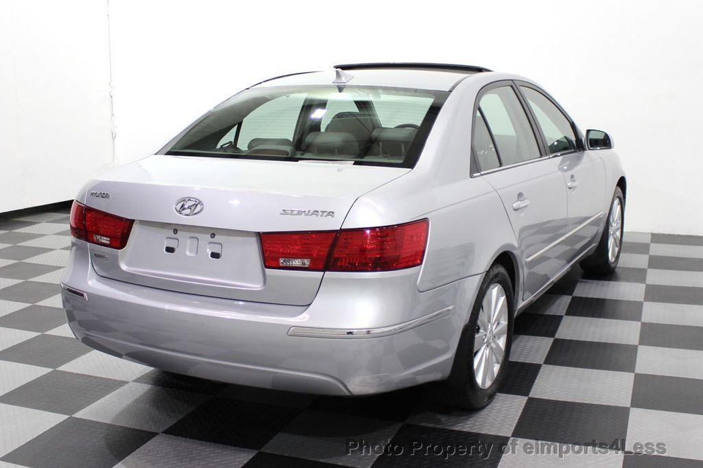 2009 Hyundai Sonata CERTIFIED SONATA LIMITED - 18130107 - 3