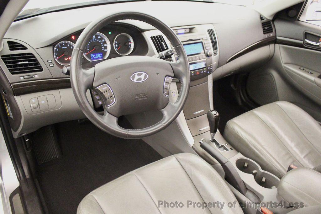 2009 Hyundai Sonata CERTIFIED SONATA LIMITED - 18130107 - 47