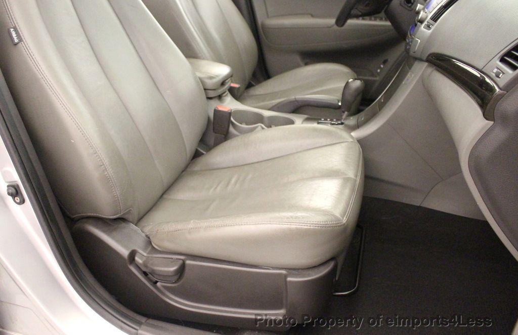 2009 Hyundai Sonata CERTIFIED SONATA LIMITED - 18130107 - 48