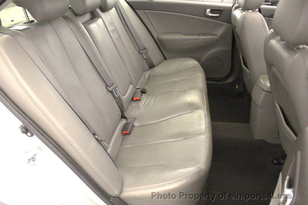 2009 Hyundai Sonata CERTIFIED SONATA LIMITED - 18130107 - 50