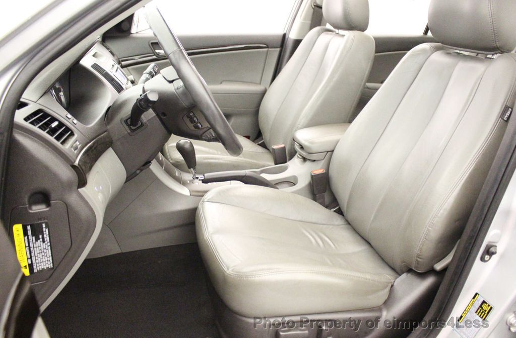 2009 Hyundai Sonata CERTIFIED SONATA LIMITED - 18130107 - 5