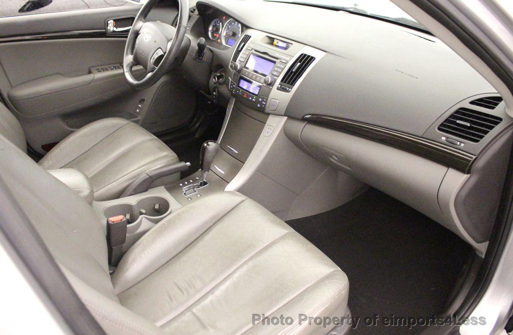 2009 Hyundai Sonata CERTIFIED SONATA LIMITED - 18130107 - 6