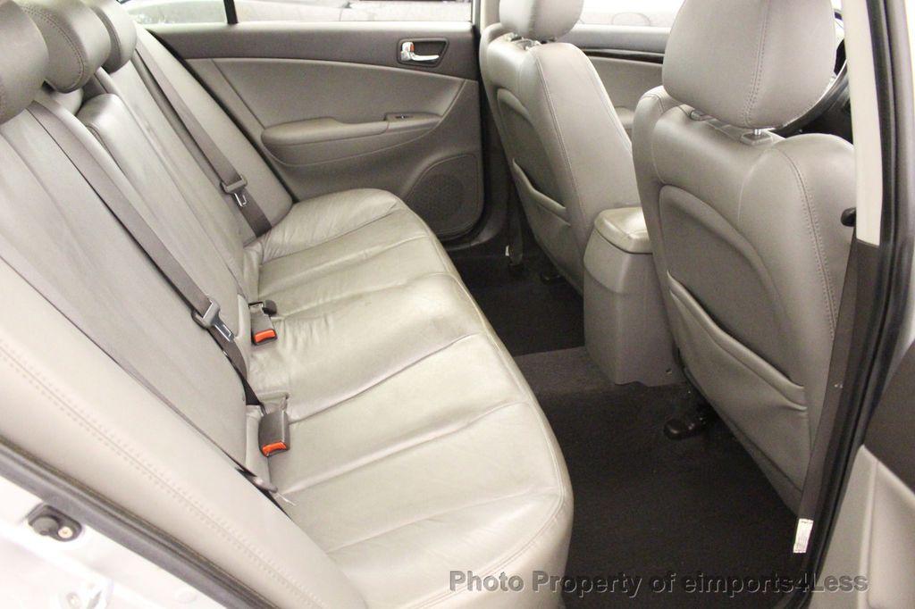 2009 Hyundai Sonata CERTIFIED SONATA LIMITED - 18130107 - 8