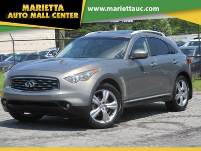 2009 INFINITI FX35 RWD 4dr - Click to see full-size photo viewer