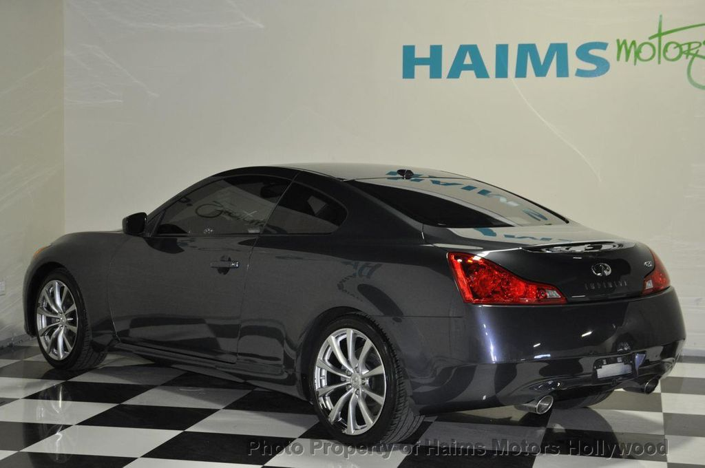 2009 Used INFINITI G37 Coupe 2dr Journey RWD at Haims Motors Serving