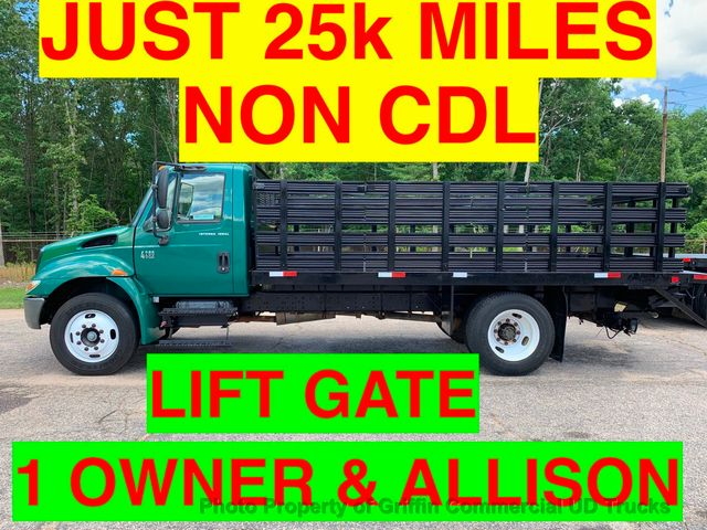 2009 International NO CDL JUST 54k MILES ONE OWNER UNDER 26000 GVW ALLISON AUTOMATIC