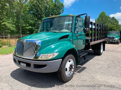 2009 International NO CDL JUST 54k MILES ONE OWNER UNDER 26000 GVW ALLISON AUTOMATIC - Click to see full-size photo viewer
