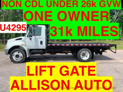 2009 International NON CDL JUST 31k MILES ONE OWNER LIFT GATE ALLISON AUTO