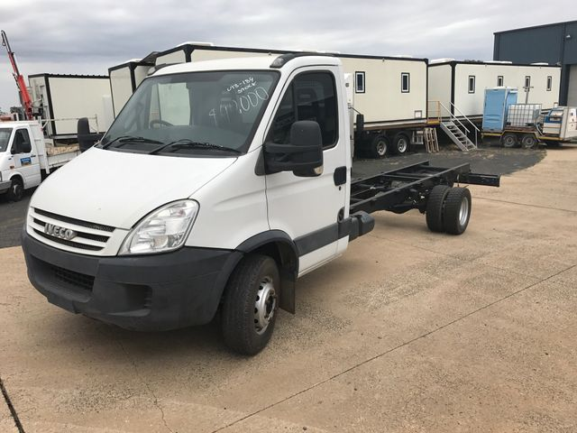2009 Iveco Daily 65C 17/18 Daily 65C18 4x2 - 16917997 - 2
