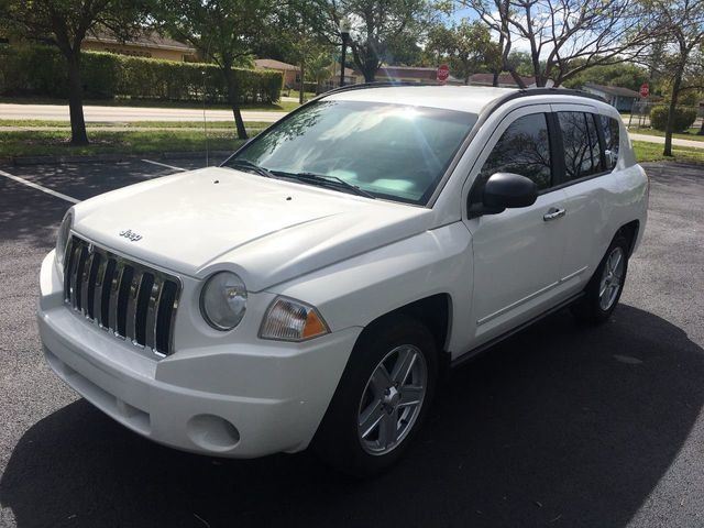2009 Used Jeep Compass Fwd 4dr Sport At A Luxury Autos