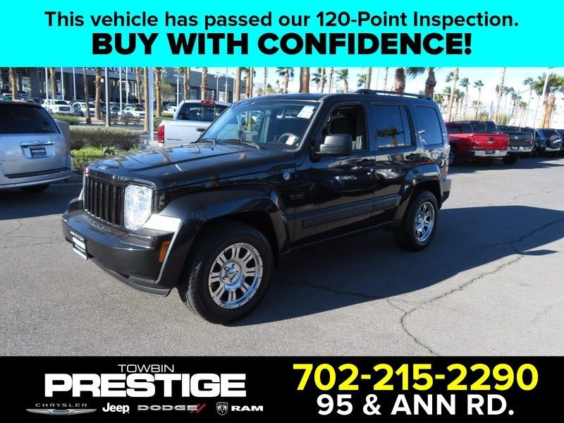 2009 Jeep Liberty 4WD 4dr Sport - 17104140 - 0