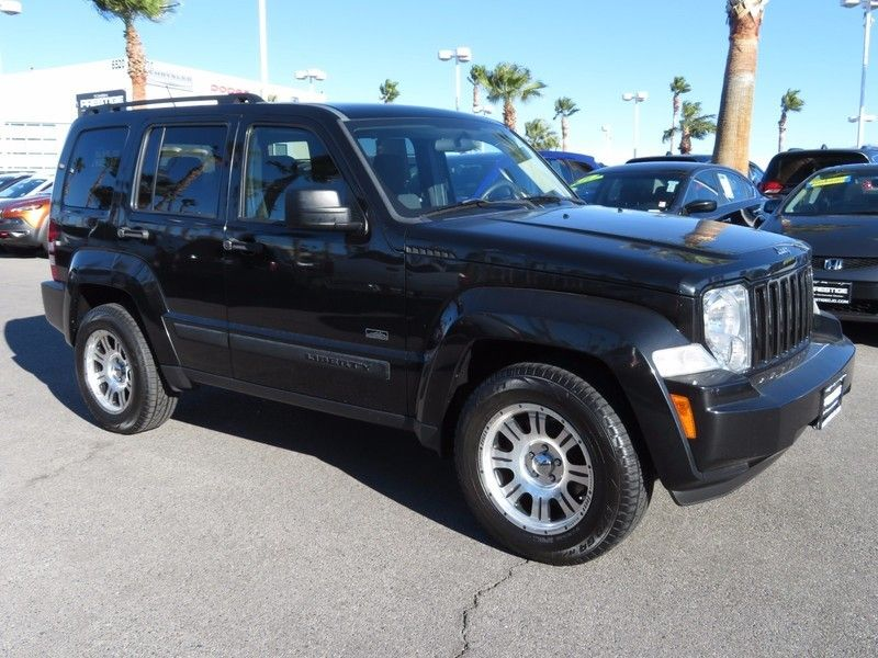 2009 Jeep Liberty 4WD 4dr Sport - 17104140 - 2