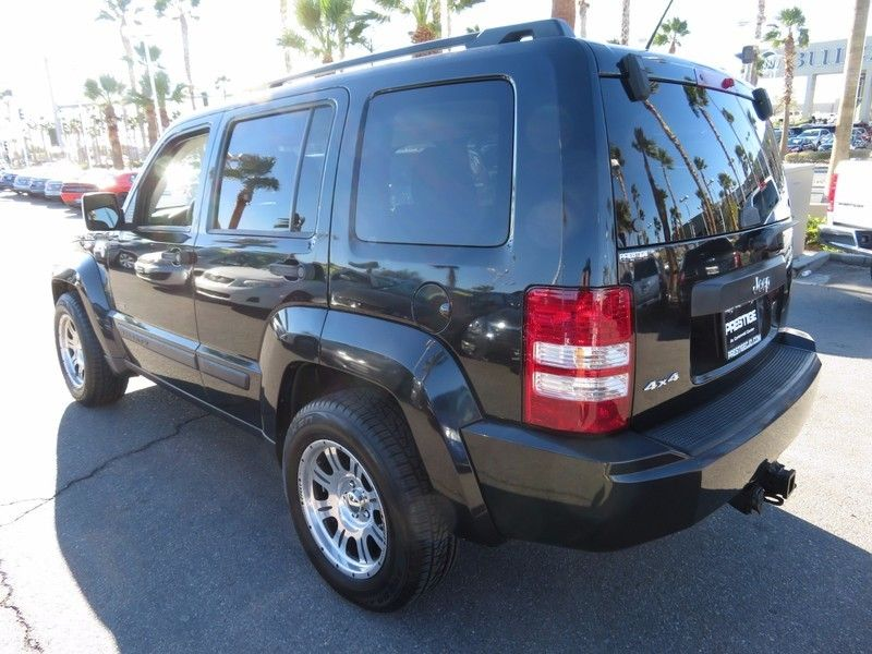 2009 Jeep Liberty 4WD 4dr Sport - 17104140 - 6