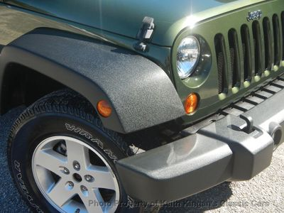 2009 Jeep Wrangler 4WD 2dr X - Click to see full-size photo viewer