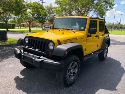 2009 Jeep Wrangler Unlimited 4WD 4dr Rubicon SUV