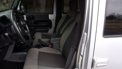 2009 Jeep Wrangler Unlimited 4WD 4dr X - Click to see full-size photo viewer
