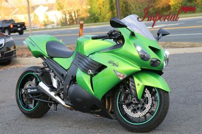 2009 Kawasaki ZX1400C ZX14R - Click to see full-size photo viewer