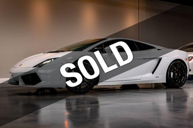 2009 Lamborghini Gallardo 2dr Coupe Lp560 4 Coupe For Sale