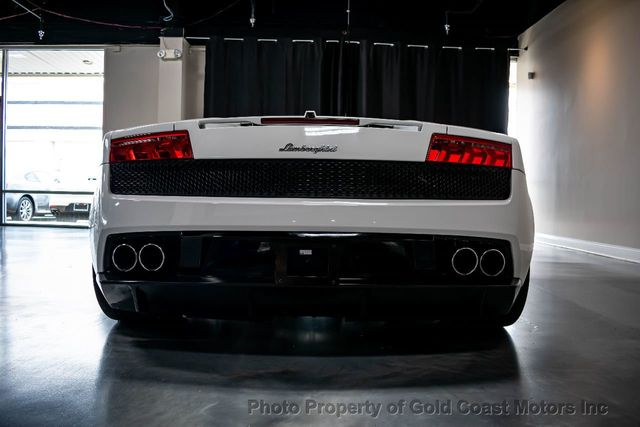 2009 Lamborghini Gallardo 2dr Coupe LP560-4 - Click to see full-size photo viewer