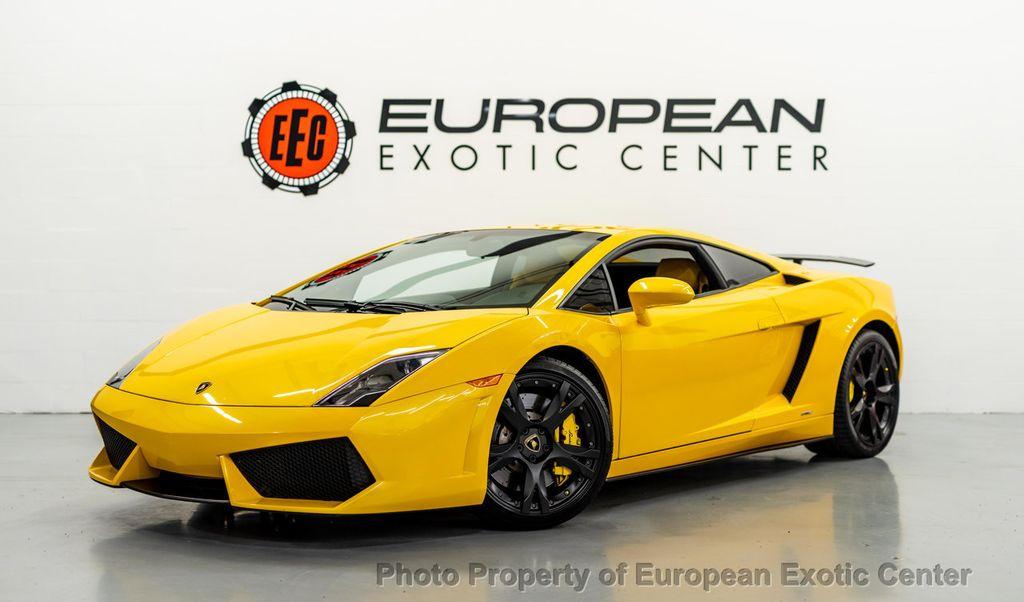 2009 Lamborghini Gallardo 2dr Coupe LP560 4   17445982   0