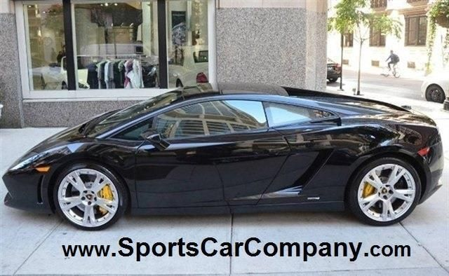 2009 Used Lamborghini Gallardo Base Trim At Sports Car Company