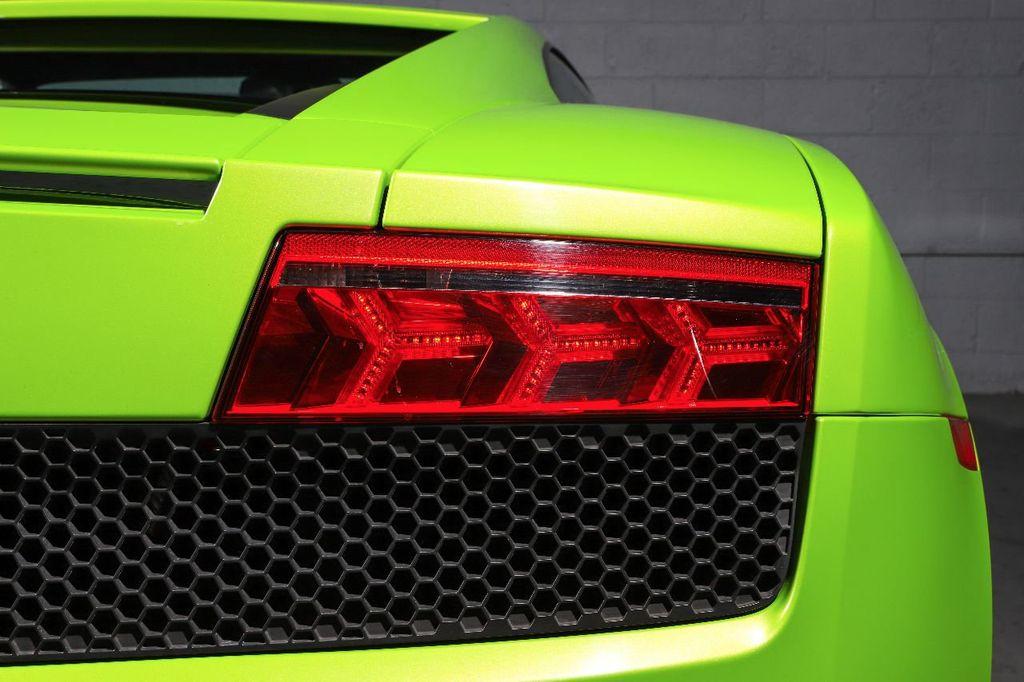 2009 Used Lamborghini Gallardo Xpel Paint Protection Original Window Sticker Front Lift At