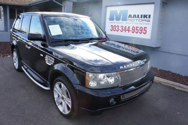 2009 Land Rover Range Rover Sport 4WD 4dr SC - 18205375 - 0
