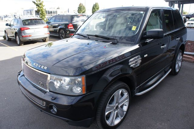 2009 Land Rover Range Rover Sport 4WD 4dr SC - 18205375 - 1