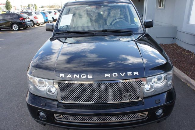 2009 Land Rover Range Rover Sport 4WD 4dr SC - 18205375 - 26