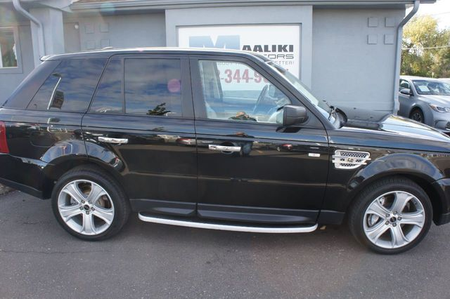 2009 Land Rover Range Rover Sport 4WD 4dr SC - 18205375 - 2