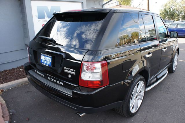 2009 Land Rover Range Rover Sport 4WD 4dr SC - 18205375 - 3
