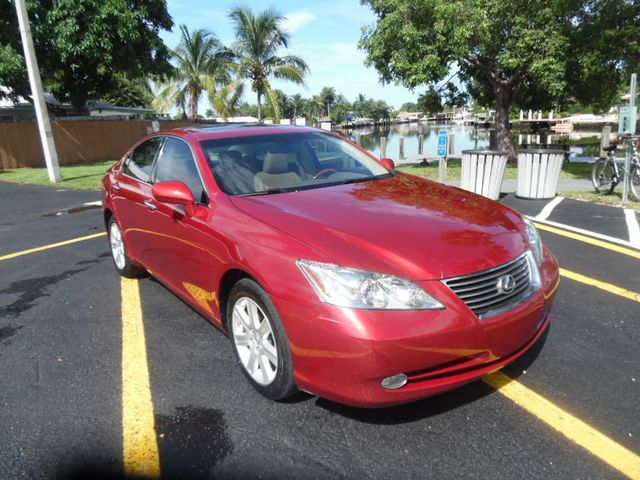 2009 Used Lexus ES 350 4dr Sedan at L G E  Auto Sales Serving Wilton  Manors, FL, IID 19240560