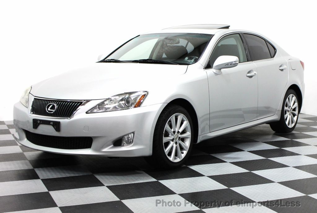 2009 Lexus IS 250 4dr Sport Sedan Automatic AWD - 16317684 - 0