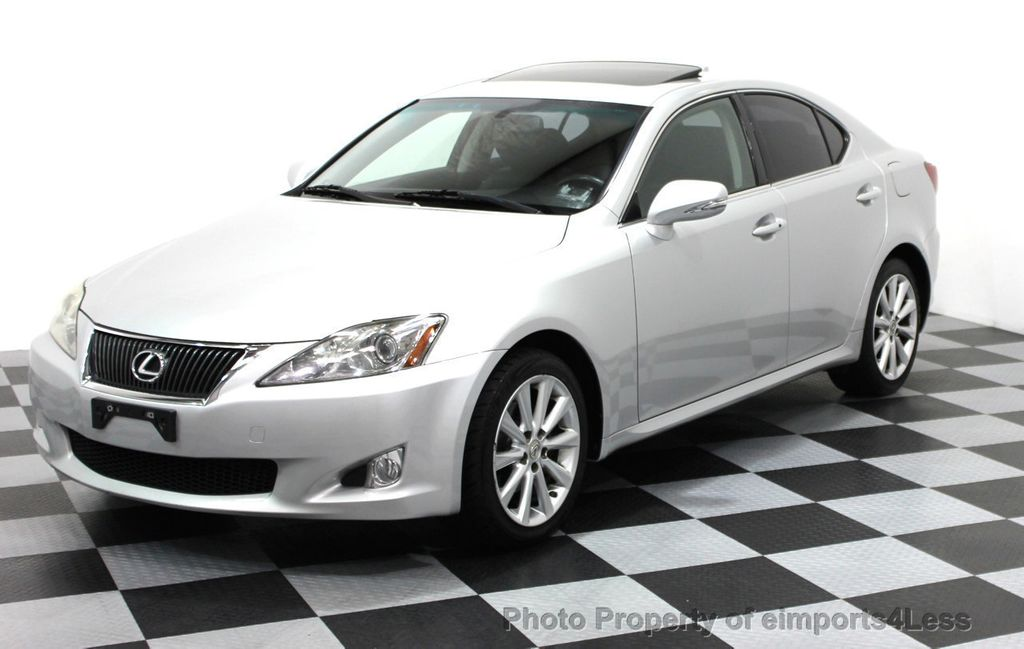 2009 Lexus IS 250 4dr Sport Sedan Automatic AWD - 16317684 - 9