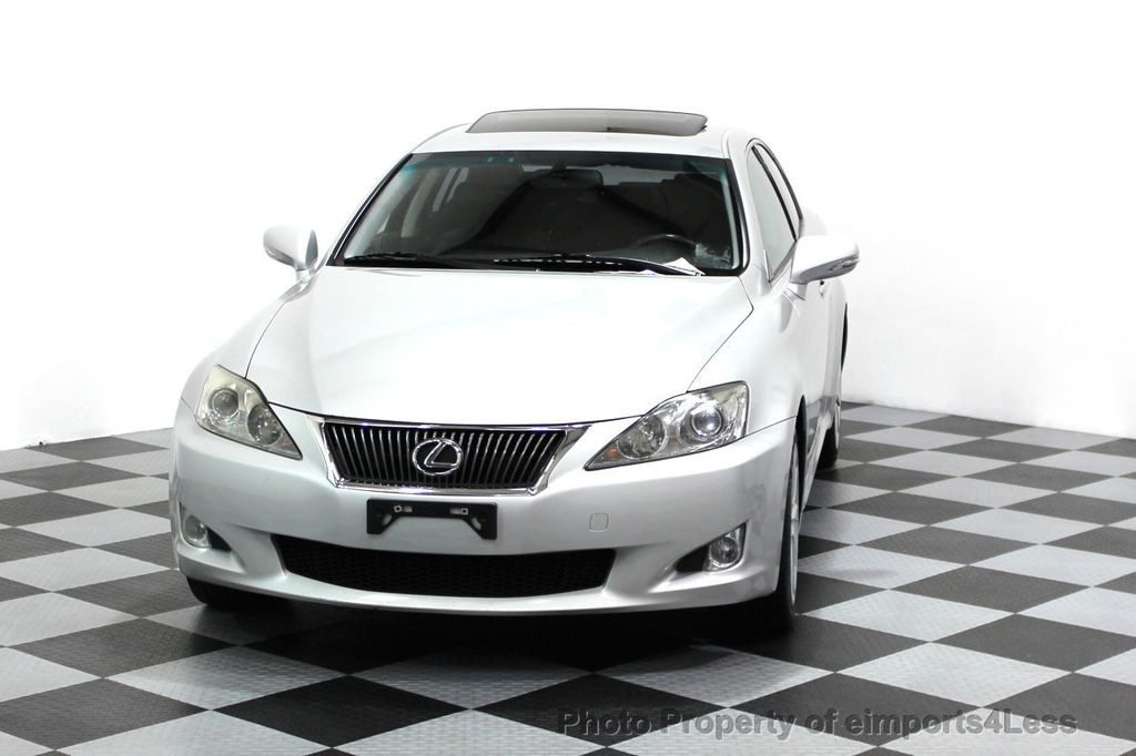2009 Lexus IS 250 4dr Sport Sedan Automatic AWD - 16317684 - 10