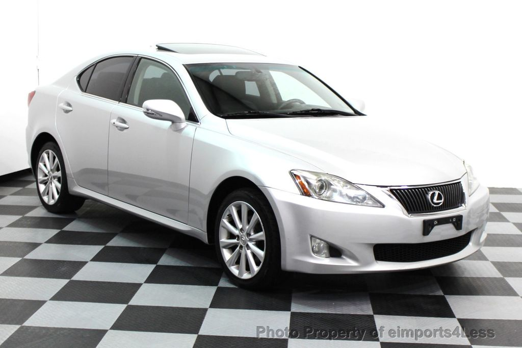 2009 Lexus IS 250 4dr Sport Sedan Automatic AWD - 16317684 - 11