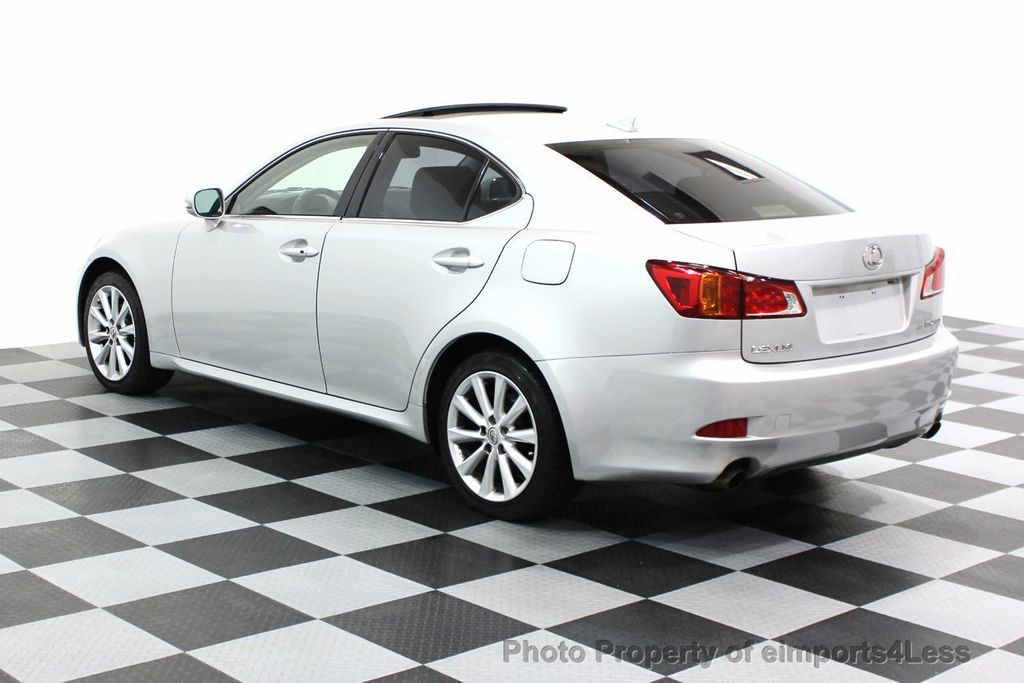 2009 Lexus IS 250 4dr Sport Sedan Automatic AWD - 16317684 - 12