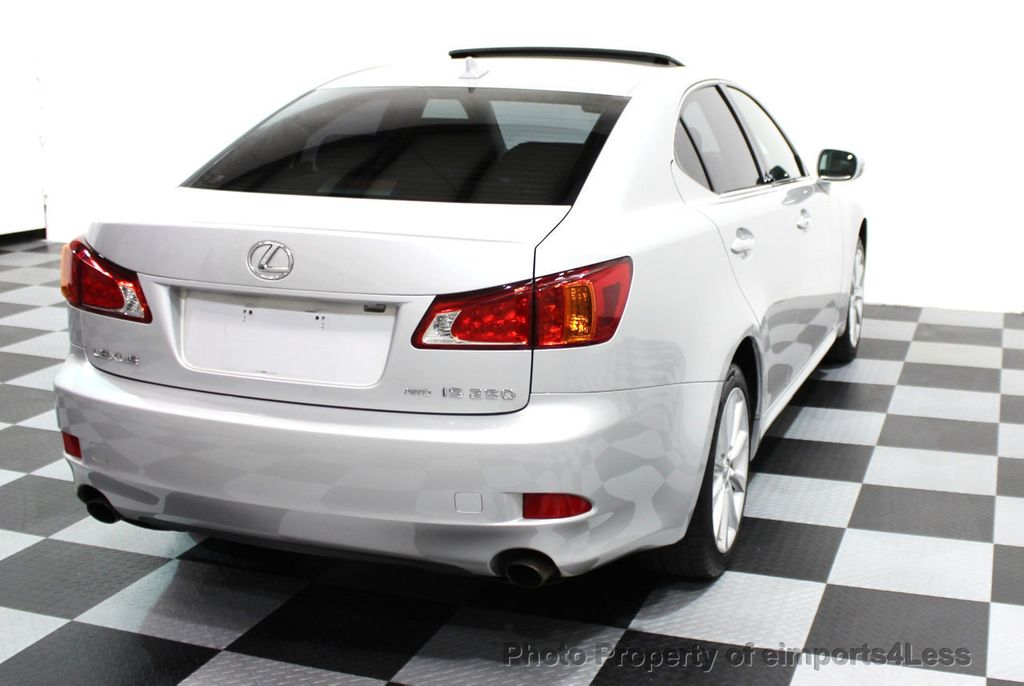 2009 Lexus IS 250 4dr Sport Sedan Automatic AWD - 16317684 - 15