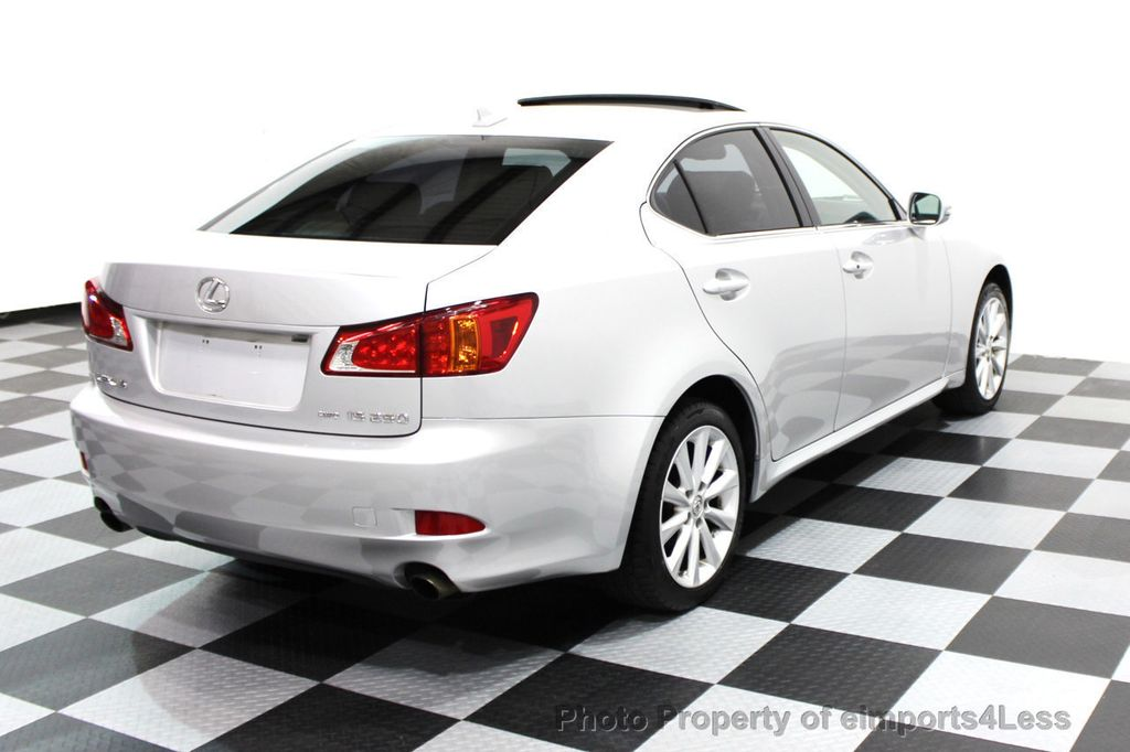 2009 Lexus IS 250 4dr Sport Sedan Automatic AWD - 16317684 - 16