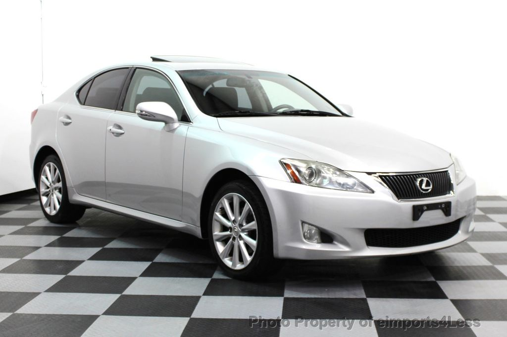 2009 Lexus IS 250 4dr Sport Sedan Automatic AWD - 16317684 - 1