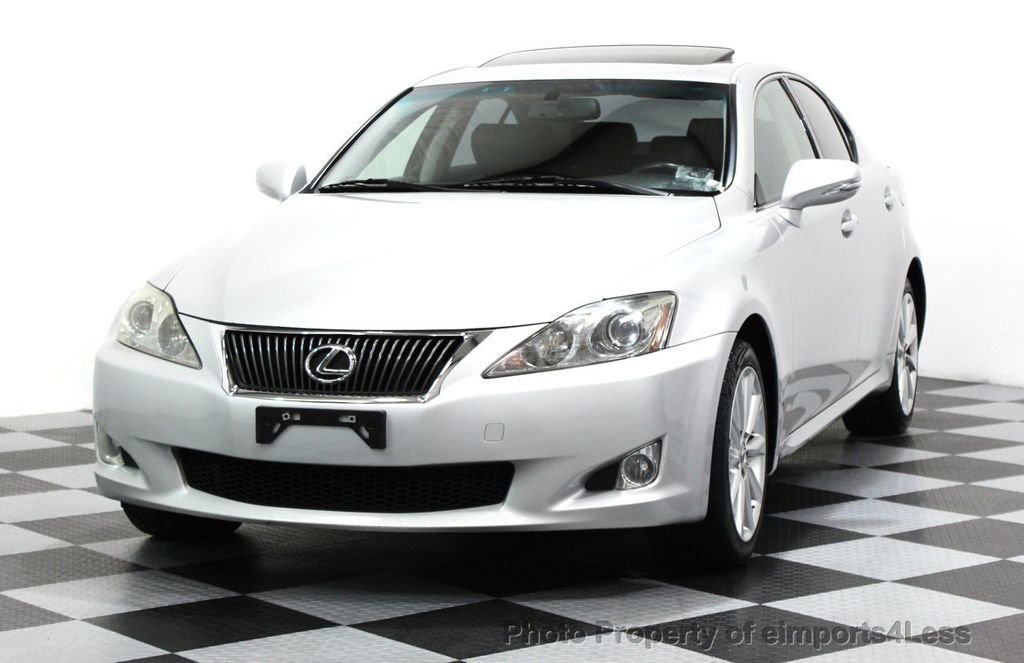2009 Lexus IS 250 4dr Sport Sedan Automatic AWD - 16317684 - 18