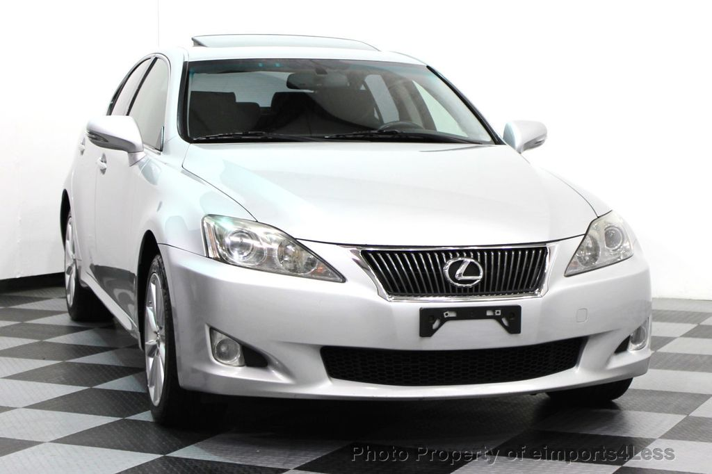 2009 Lexus IS 250 4dr Sport Sedan Automatic AWD - 16317684 - 19