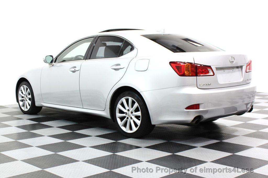 2009 Lexus IS 250 4dr Sport Sedan Automatic AWD - 16317684 - 20
